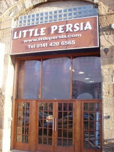 Little-Persia Store-front