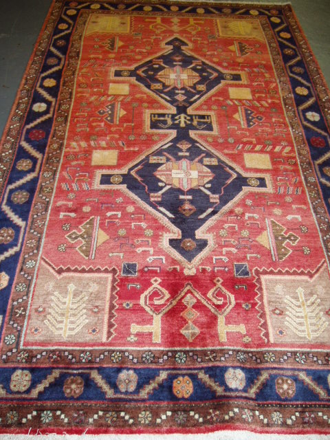 hamadan rug origin and description guide