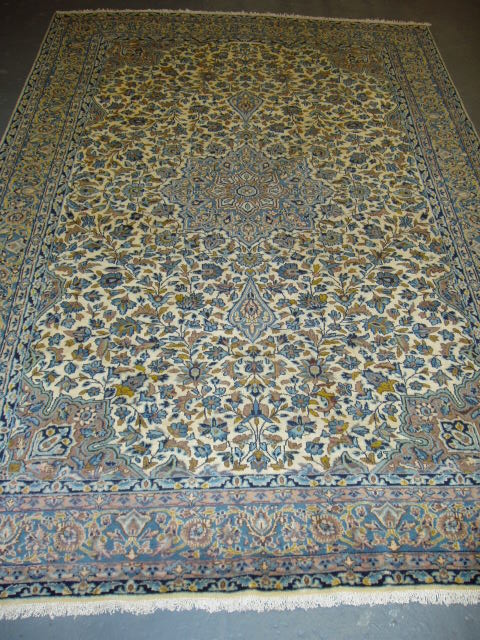 A Stunning Traditional Kerman Rug