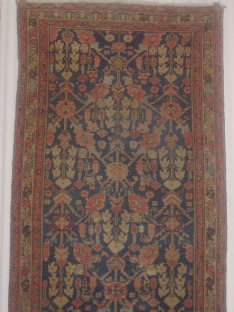 Another antique rug from Malayer, well over 100 years old