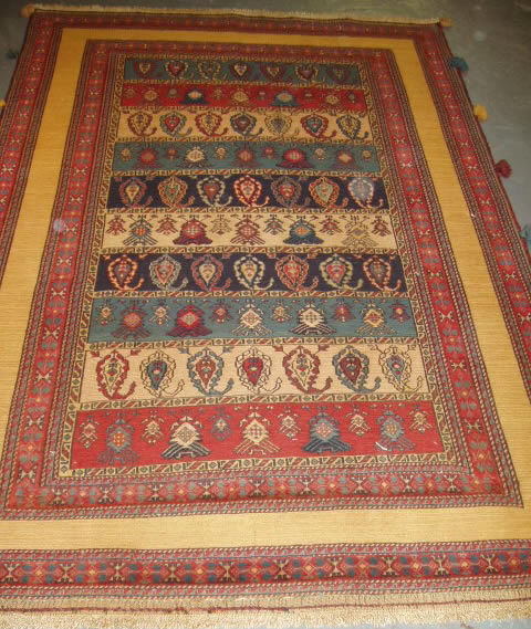 Qashqai Shiraz Rug: Shiraz Rugs Origin And Description Guide
