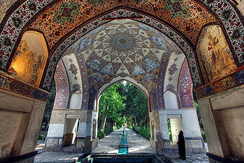 Fin Garden in Kashan, Iran's oldest existing garden