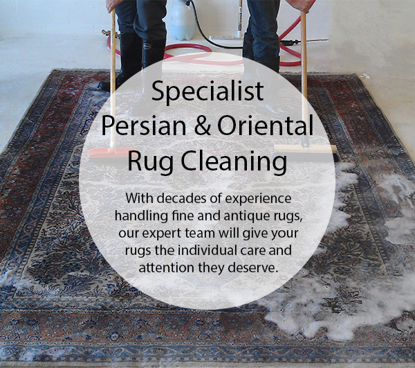 Persian & Oriental Rug Cleaning