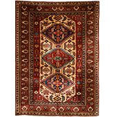 Repeat Medallion Rug