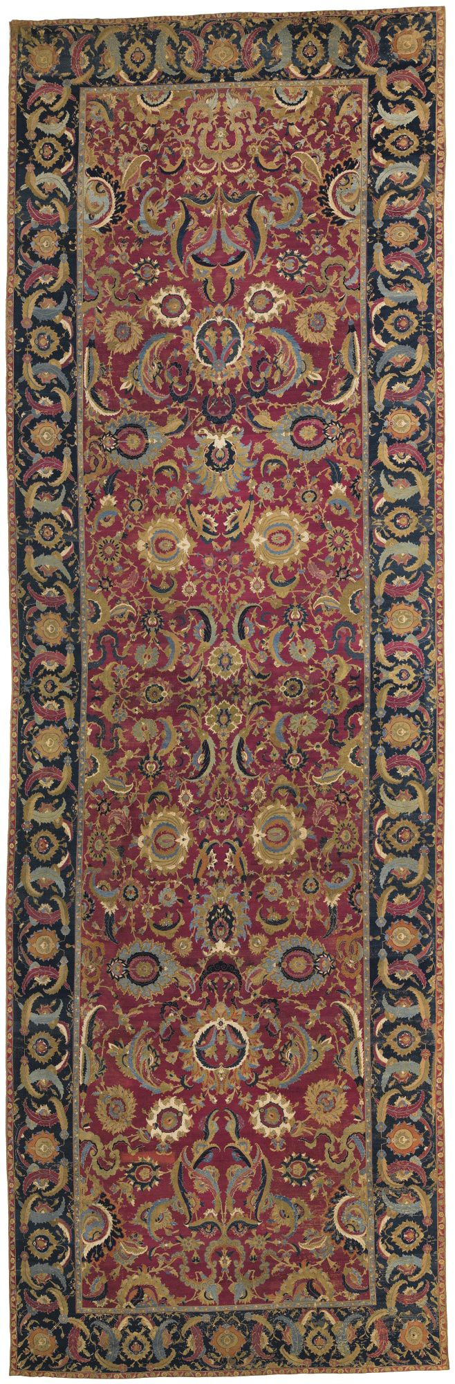 The most expensive Isfahan rug ever sold for $4.65m