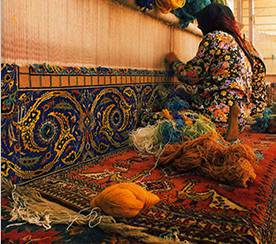 How Persian Oriental Rugs Are Made
