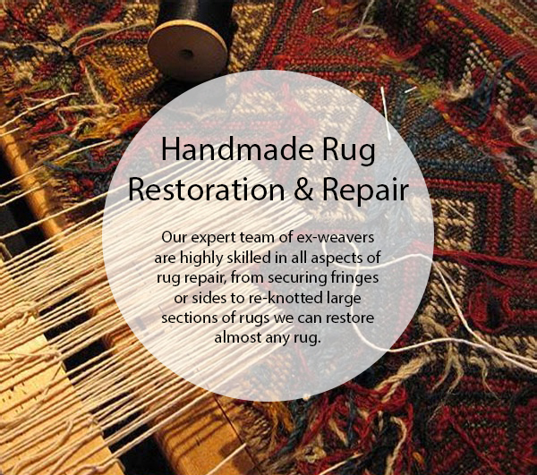 Persian Rug Cleaning, Restoration