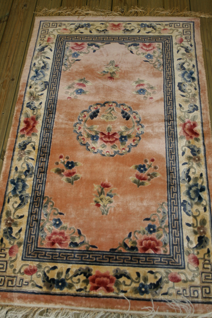 Viscose Rayon Artificial Silk Rug