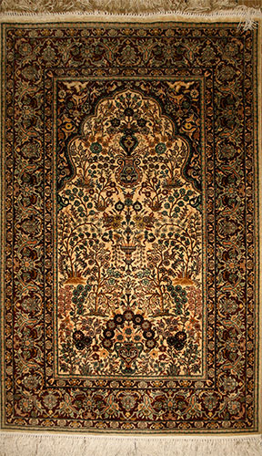 Silk Persian Rugs