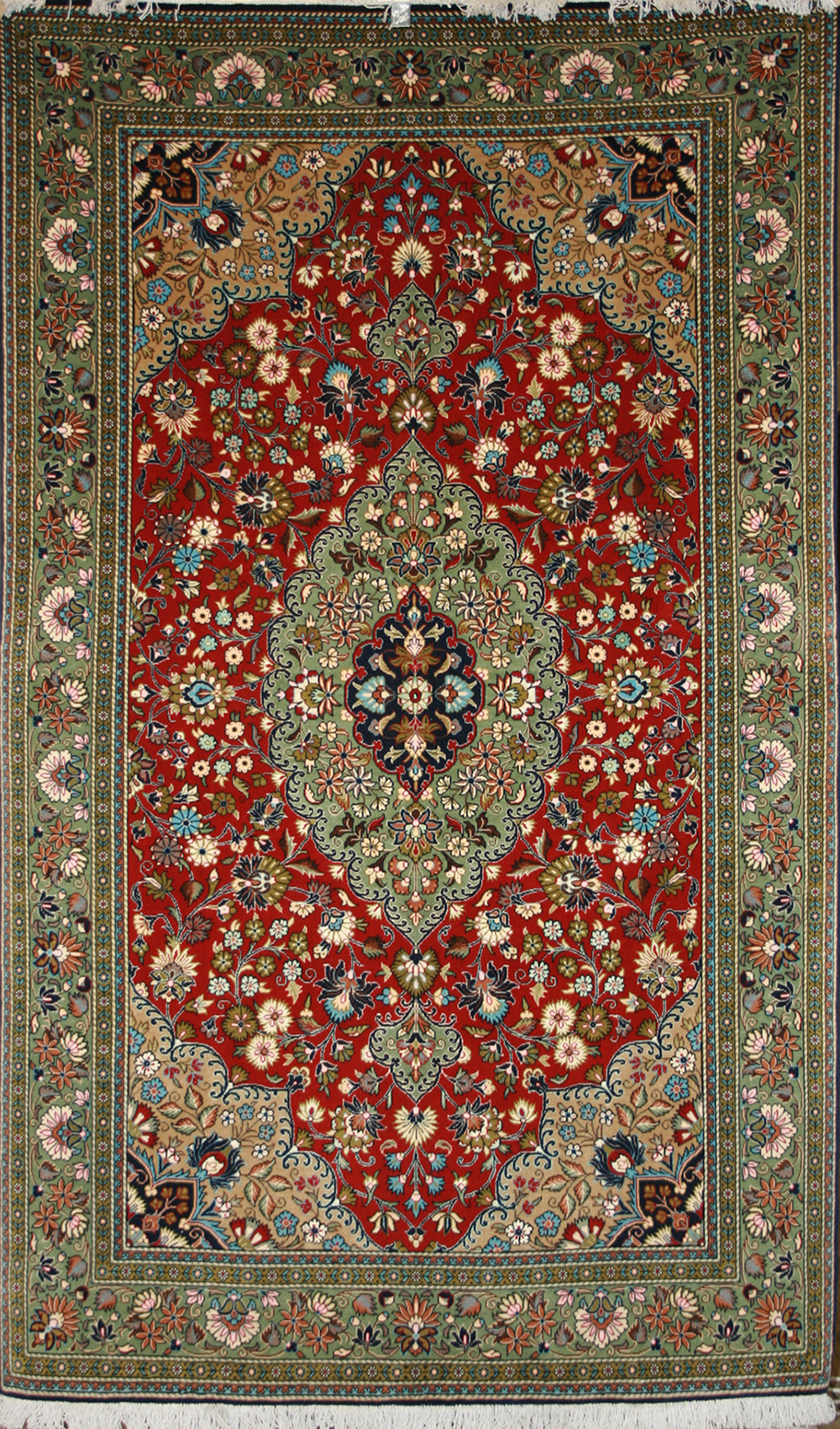 Qum Rug Qom Rug Origin And Description Guide