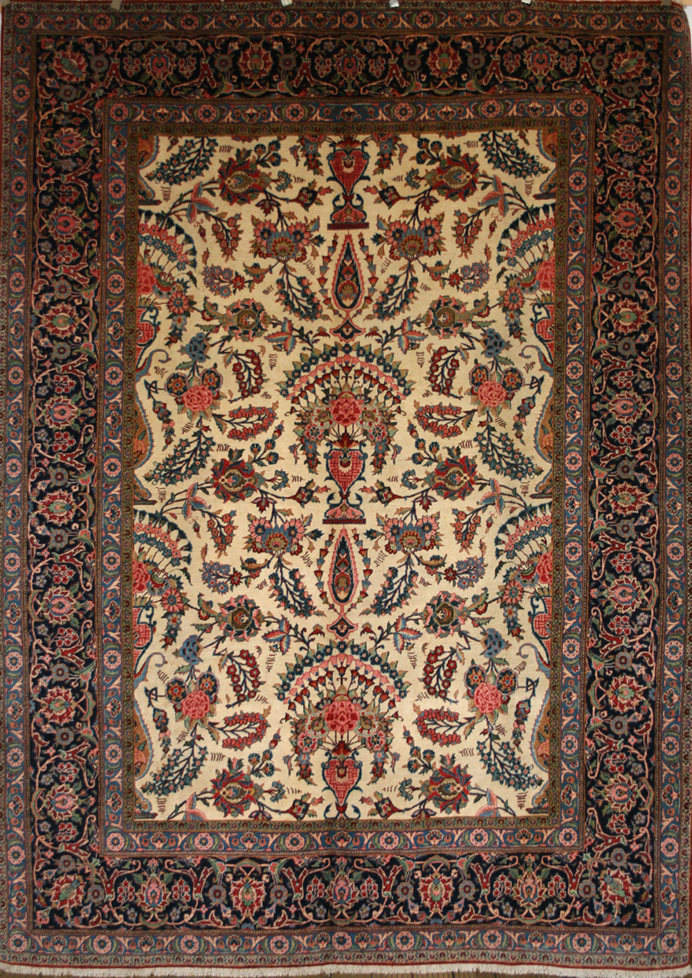 Kashan Rug Origin And Description Guide